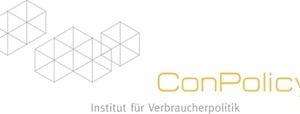 Logo ConPolicy - Institut für Verbraucherpolitik