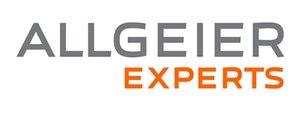 Logo Allgeier Experts Pro